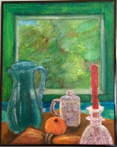 Still Life Color Study #1: Color Opposites